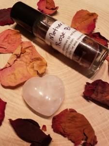 rose blessings oil
